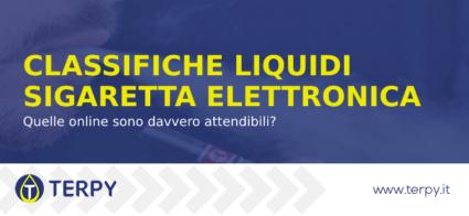 classifiche online dei liquidi per sigaretta elettronica