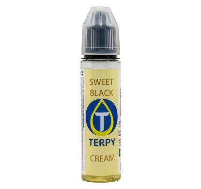 Liquidi Cremosi flacone da 30 ml di liquidi sigaretta elettronica Sweet Black