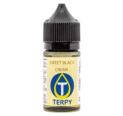 Liquidi Cremosi flacone da 60 ml di liquidi sigaretta elettronica Sweet Black