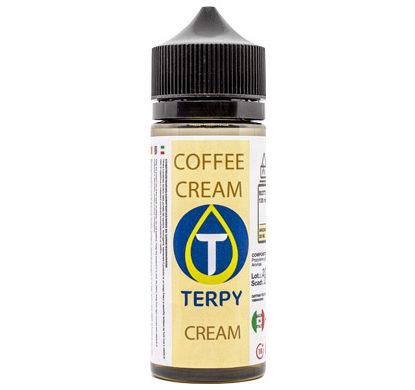 Liquidi Cremosi bottiglietta da 120 ml di liquidi sigaretta elettronica Coffee Cream