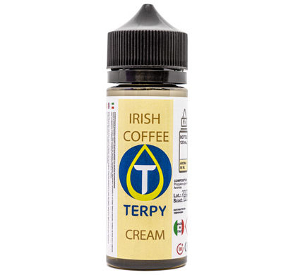 Liquidi Cremosi bottiglietta da 120 ml di liquidi sigaretta elettronica Irish Coffee