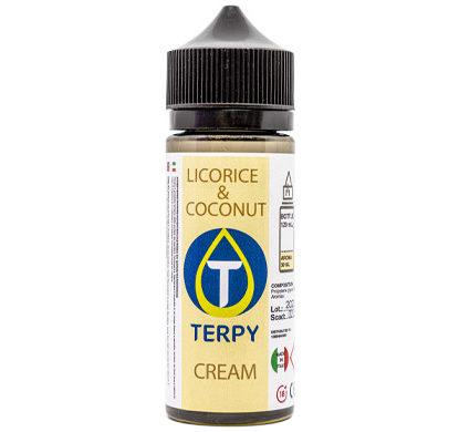 Liquidi Cremosi bottiglietta da 120 ml di liquidi sigaretta elettronica Licorice & Coconut