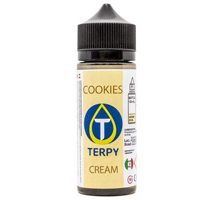 Liquidi Cremosi bottiglietta da 120 ml di liquidi sigaretta elettronica Cookies
