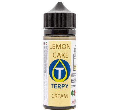 Liquidi Cremosi bottiglietta da 120 ml di liquidi sigaretta elettronica Lemon Cake