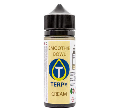 Liquidi Cremosi bottiglietta da 120 ml di liquidi sigaretta elettronica Smoothie Bowl