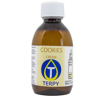 Liquidi Cremosi bottiglia da 250 ml di liquidi sigaretta elettronica Cookies
