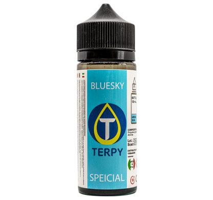 Liquidi Speciali bottiglietta da 120 ml di liquidi sigaretta elettronica Bluesky