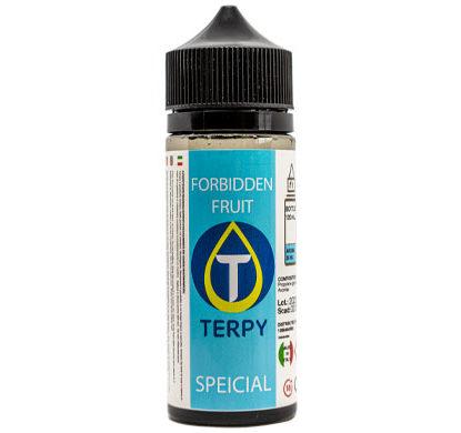 Liquidi Speciali bottiglietta da 120 ml di liquidi sigaretta elettronica Forbidden Fruit