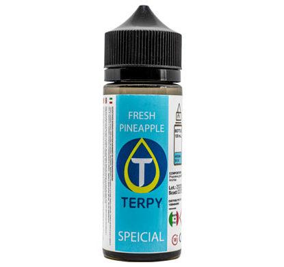 Liquidi Speciali bottiglietta da 120 ml di liquidi sigaretta elettronica Fresh Pineapple