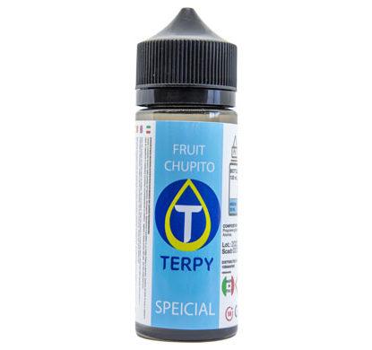 Liquidi Speciali bottiglietta da 120 ml di liquidi sigaretta elettronica Fruit Chupito