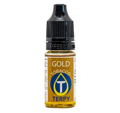 Aromi Tabaccosi flacone da 10 ml di aromi per sigaretta elettronica Gold