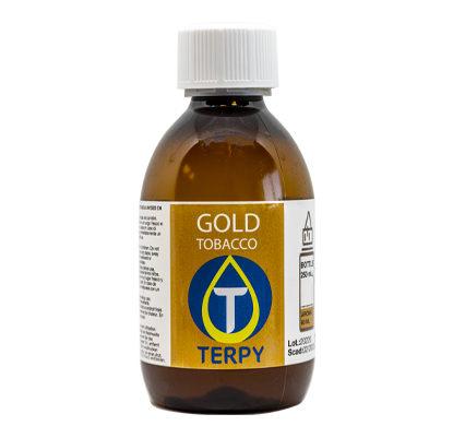 Liquidi Tabaccosi bottiglia da 250 ml di liquidi sigaretta elettronica Gold