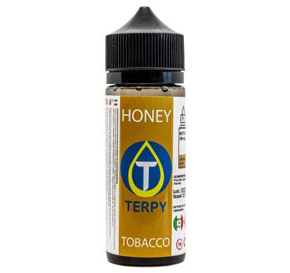 Liquidi Tabaccosi bottiglietta da 120 ml di liquidi sigaretta elettronica Honey
