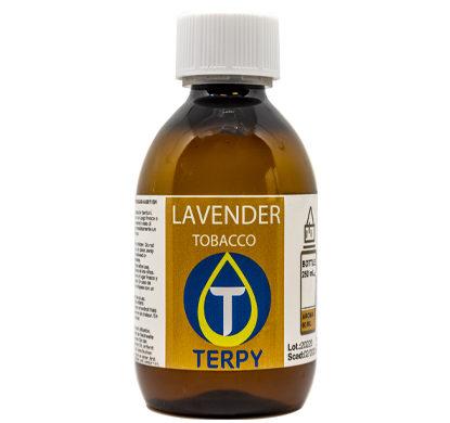 Liquidi Tabaccosi bottiglia da 250 ml di liquidi sigaretta elettronica Lavender