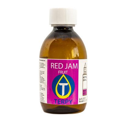 Liquidi Fruttati flacone da 250 ml di liquidi sigaretta elettronica Red Jam