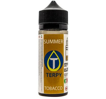 Liquidi Tabaccosi bottiglietta da 120 ml di liquidi sigaretta elettronica Summer