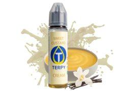 sweet custard liquido svapo per sigaretta elettronica dal sapore cremoso