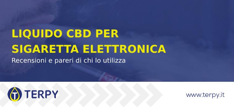 cbd sigaretta elettronica recensioni e opinioni