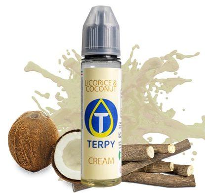 licorice&coconut liquido per sigaretta elettronica da svapare