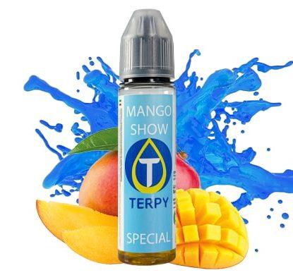 Boccetta di mango show liquido svapo per sigaretta elettronica