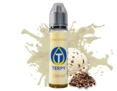 liquido per sigaretta elettroinca svapo al sapore cremoso di stracciatella