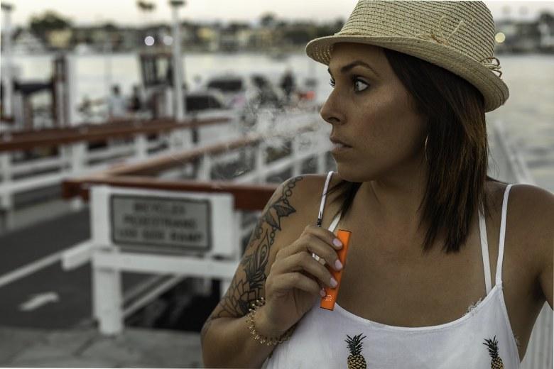 glicerina vegetale e aromi sigaretta elettronica