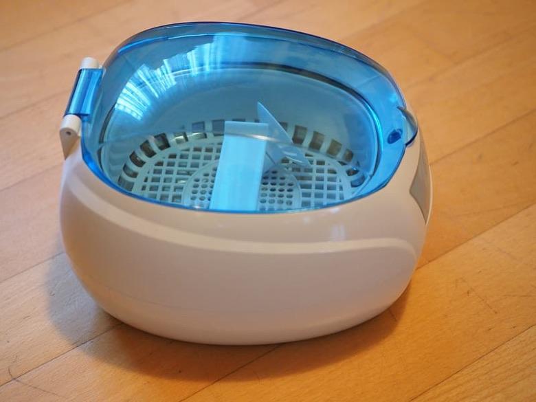 lavatrice a ultrasuoni per pulire atomizzatore sigaretta elettronica