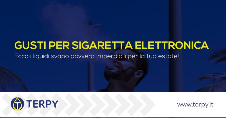 Gusti sigaretta elettronica