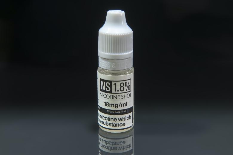 liquidi sigaretta elettronica con nicotina smettere fumare