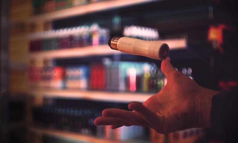 sigaretta elettronica e liquidi svapo