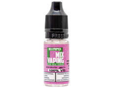 Basette nicotina in flacone da 10 ml per liquidi svapo sigaretta elettronica