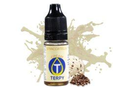 boccetta di aromi per sigaretta elettroinca svapo al sapore cremoso di stracciatella