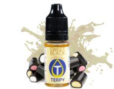 Flacone di aroma per svapo per sigaretta elettronica dal sapore black
