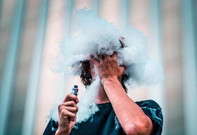 glicerina vegetale per svapo con cloud chasing
