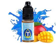 Boccetta di mango show aromi svapo per sigaretta elettronica