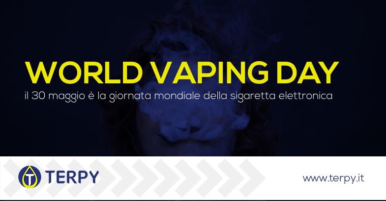 world vaping day 30 maggio
