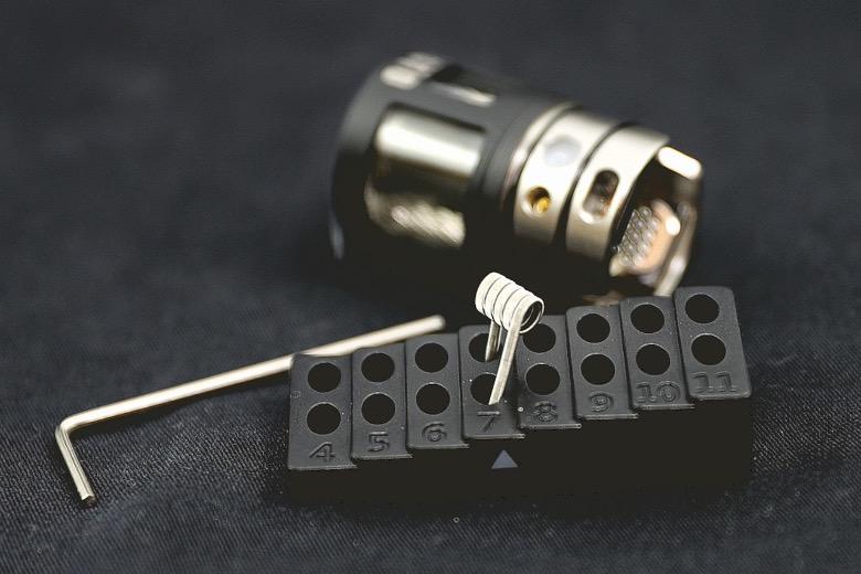 coil nuova sa di bruciato nell atomizzatore sigaretta elettronica