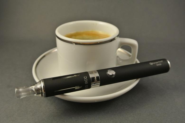 aromi tabaccosi al caffè