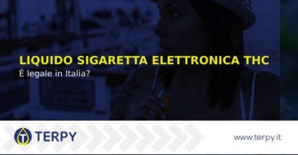 liquido sigaretta elettronica thc