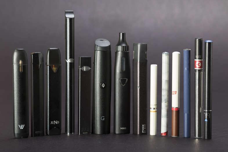 modelli diversi di sigarette elettroniche