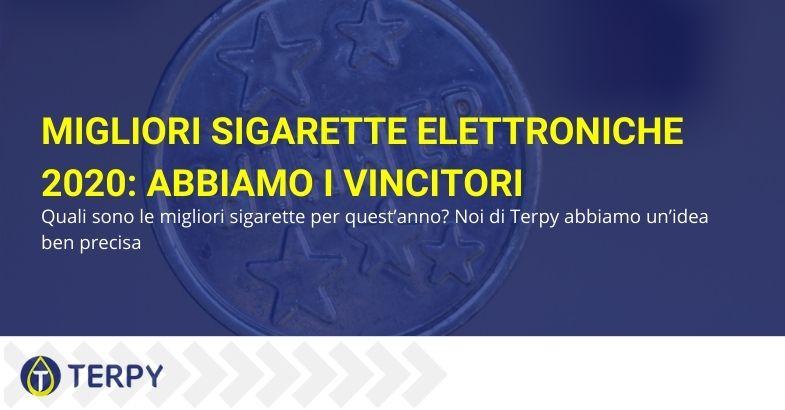Migliori sigarette elettroniche 2020: abbiamo i vincitori