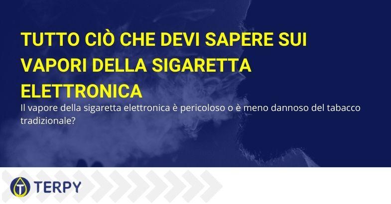 Tutto ciò che devi sapere sui vapori della sigaretta elettronica