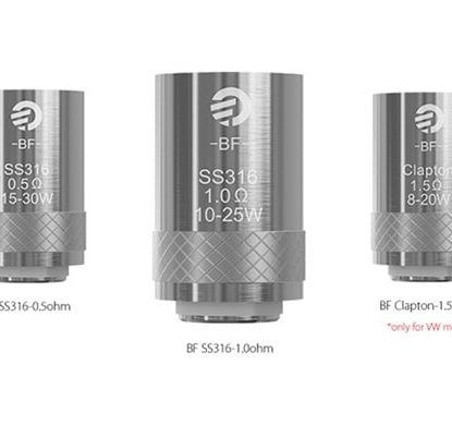 kit resistenze BF Cubis Coil