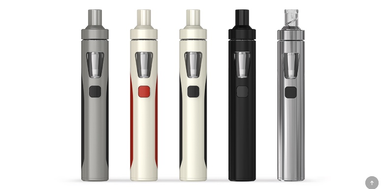 sigaretta elettronica ego aio del marchio joyetech