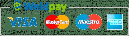 metodo di pagamento weldpay