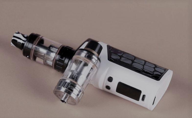kit box sigaretta elettronica completo