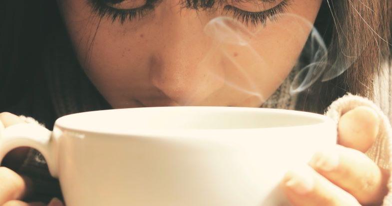 Liquido al caffè per sigaretta elettronica che ricorda i profumi di una tazza.