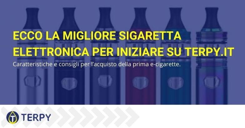 come individuare la migliore sigaretta elettronica per iniziare