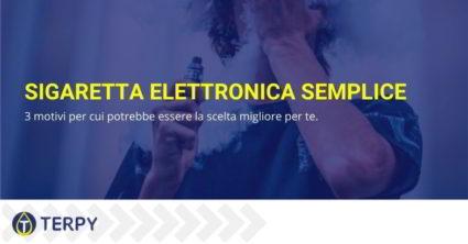 sigaretta elettronica semplice