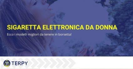 sigaretta elettronica da donna